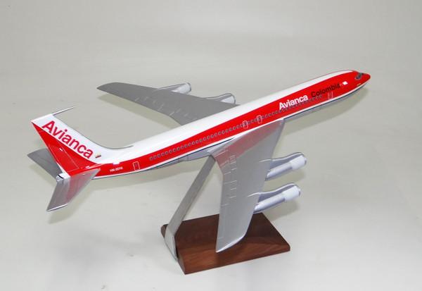 Avianca B707-320B