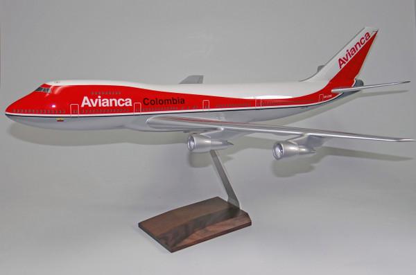 Avianca B747-100