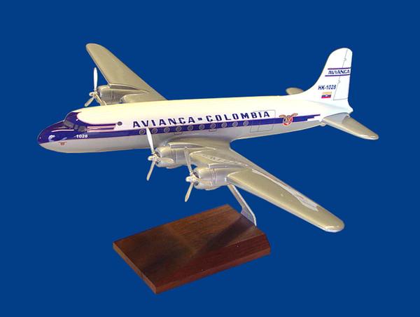 Avianca DC-4