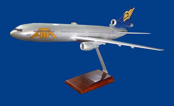 ATA DC-10 (Silver)