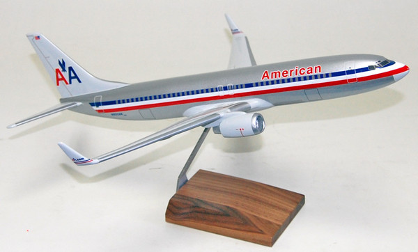 American Airlines B737-800 (O/C 3-stripe)