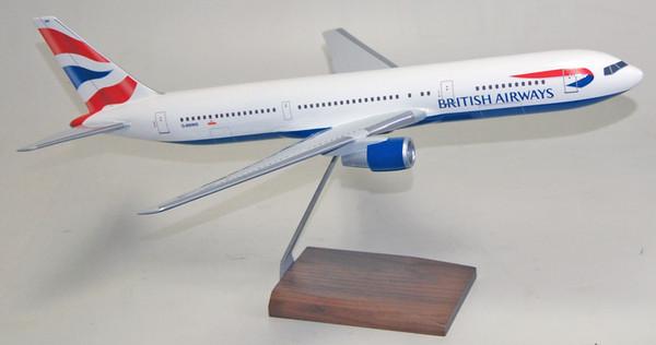British Airways B767-300
