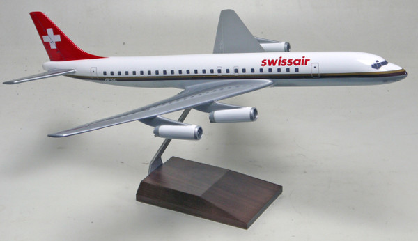 Swiss Air DC-8-62