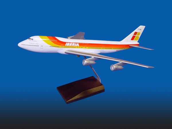 Iberia B747-200
