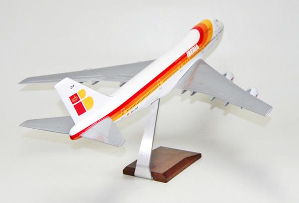 Iberia B747-100 (NC)