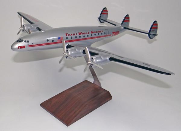 TWA L-749 Connie (SILVER)