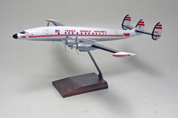TWA L-1049 Connie