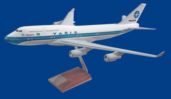 Varig B747-400