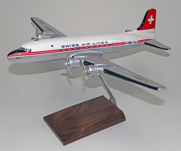 Swissair DC-4 (O/C)