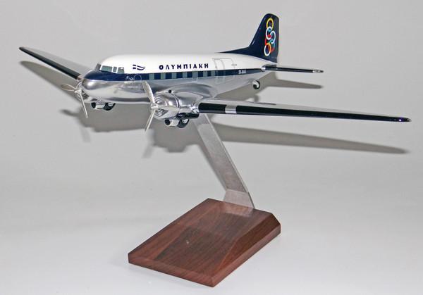 Olympic DC-3 (Chrome)