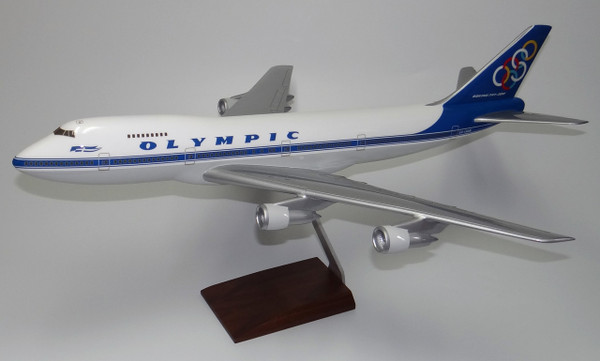 Olympic B747-200