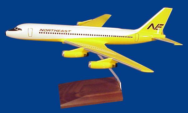 NE CV-880 (Yellow)