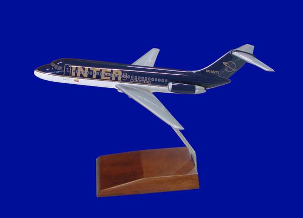 Inter Colombia McDonnell Douglas DC-9-15