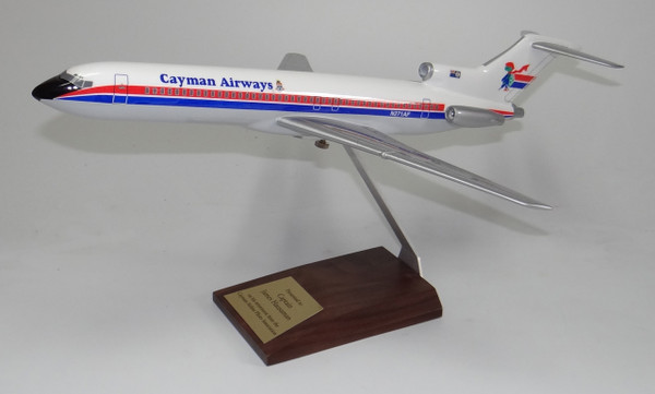 Cayman Airways B727-200