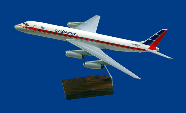 Cubana DC-8