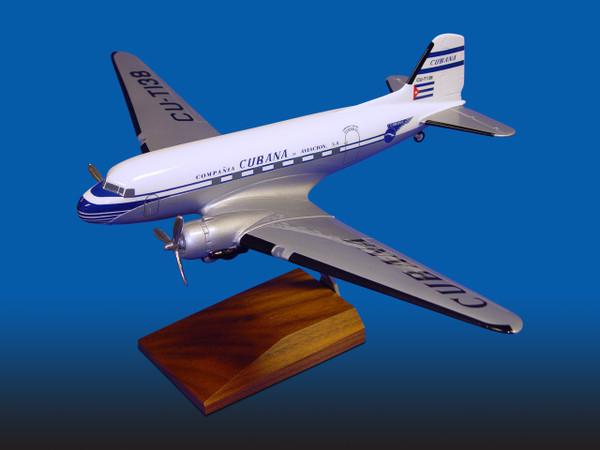 Cubana DC-3