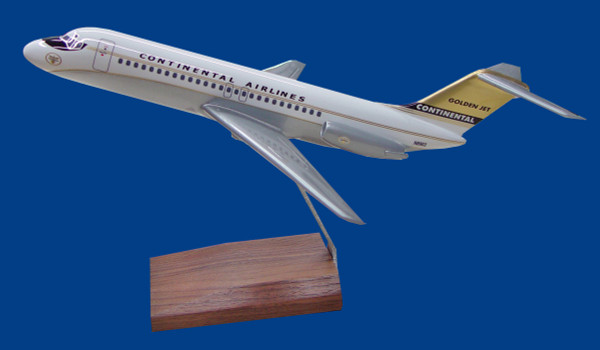 Continental Gold DC-9-14