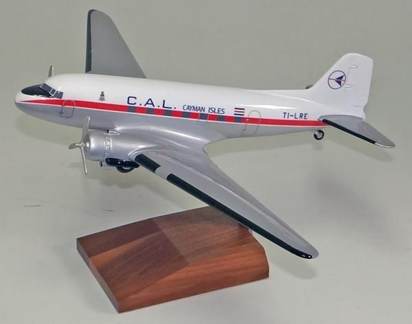 Cayman Airways DC-3