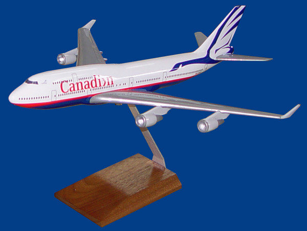 Canadian B747-400