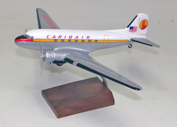 Caribair DC-3