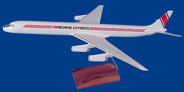 Airborne Express DC-8-61