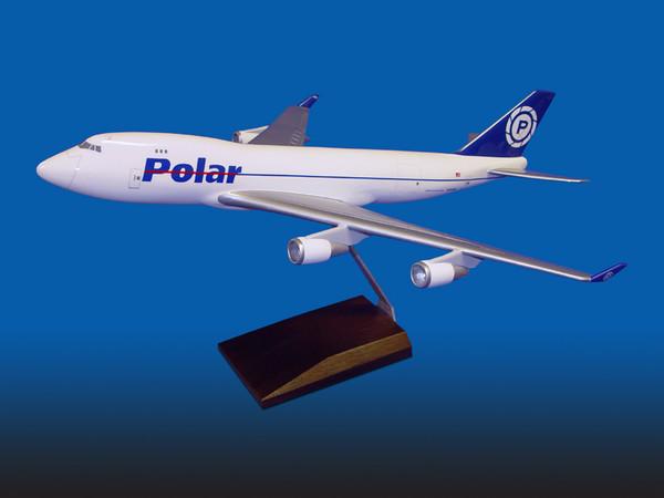 Polar Air Cargo B747-400F (Blue)