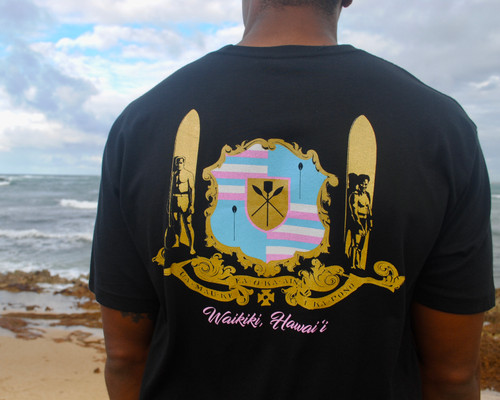 Royal Coat of Arms Tee