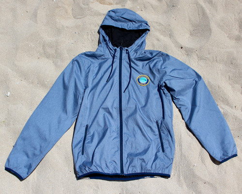WBS Old School Patch Windbreaker