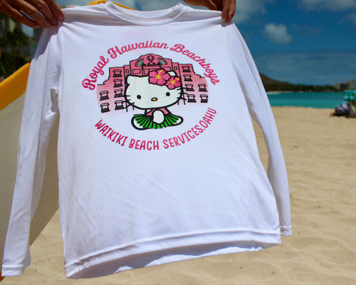 Hello Kitty Royal Youth Rashguard