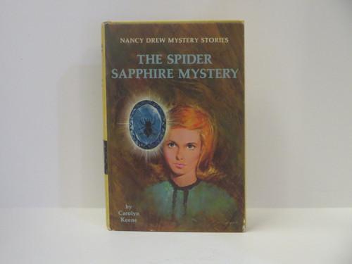 Nancy Drew Mysteries: The Spider Saphire Mystery by Carolyn Keene