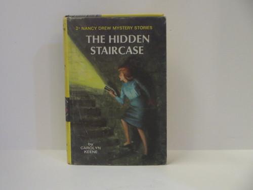 Nancy Drew Mysteries: The Hidden Staircase by Carolyn Keene