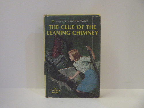 Nancy Drew Mysteries: The Clue of the Leaning Chimney by Carolyn Keene