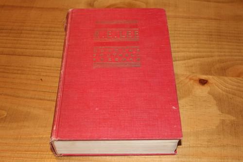 R. E. Lee Biography Volume I by Douglas Southall Freeman