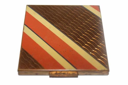 Elgin American Striped Compact