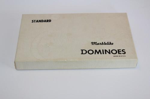 Bakelite Double Six Domino Set