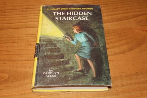 The Hidden Staircase by Carolyn Keene