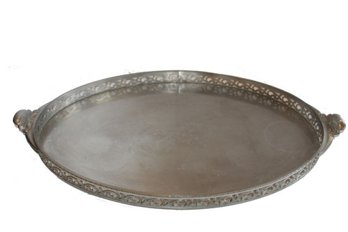 Pewter Butler Tray by Royal Holland Pewter