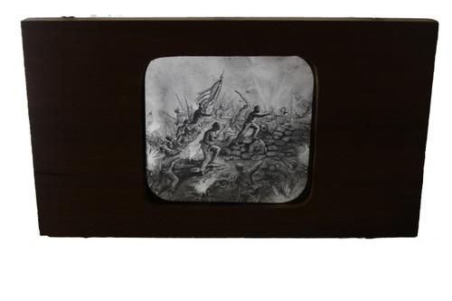 Attack on Fort Wagner - 54th Massachusetts Infantry