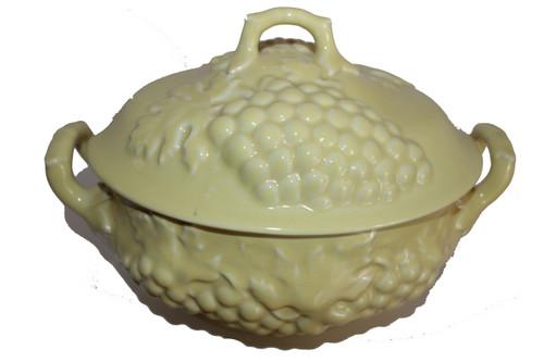 Yellow California Pottery Tureen