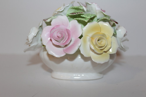 Porcelain Flower Bouquet by Royale Stratford
