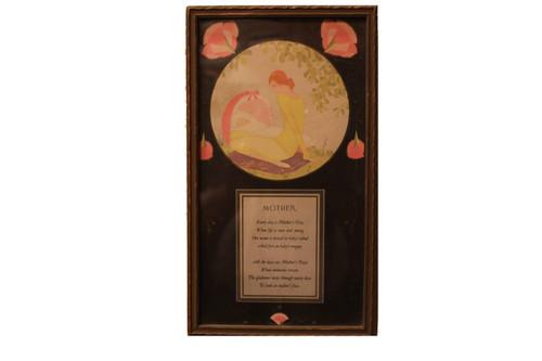 Framed Mothers Day Poem