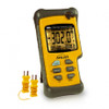 UEI DT302 DIG DUAL INPUT THERM,Logging