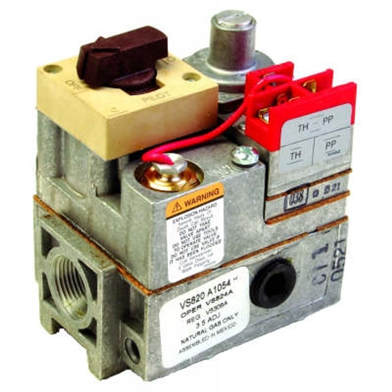 millivolt gas valve wiring diagram honeywell vs820m1309 u universal millivolt gas valve  u universal millivolt gas valve