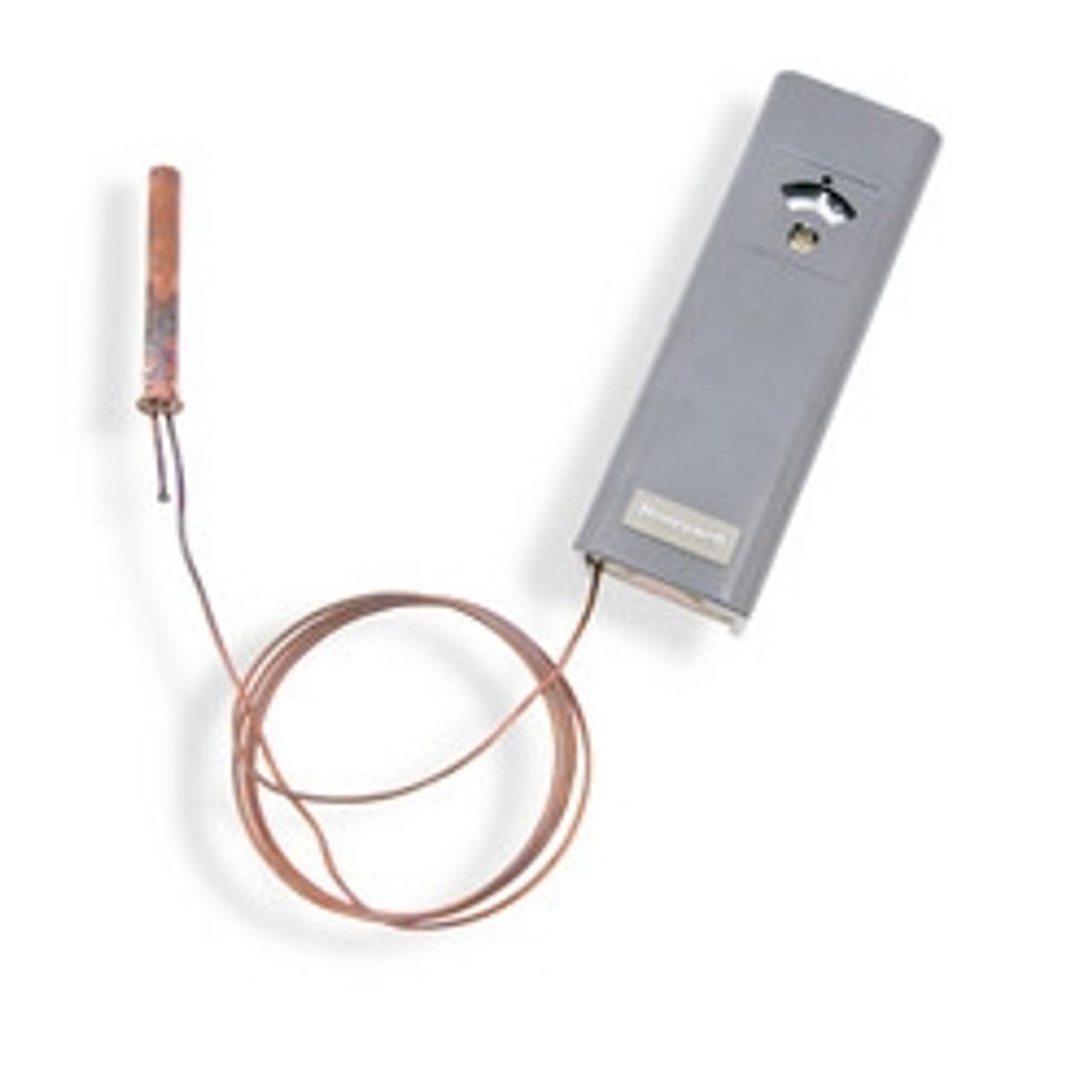 HONEYWELL L4008E1156 AQUASTAT LIMIT CONTROL