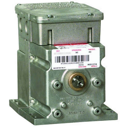 Honeywell M9185D1004 60 lb-in, Spring Return Actuator, Proportioning control, 24V