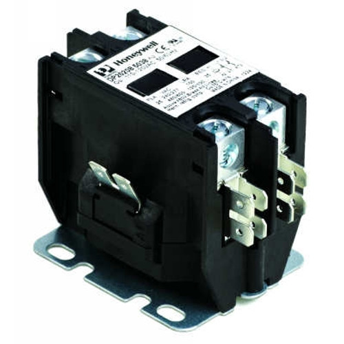 Honeywell DP2030A5013/U 24 Vac 2 Pole Definite Purpose Contactor 30A