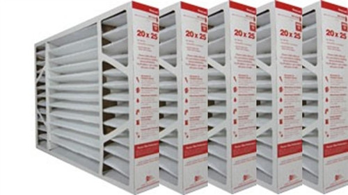 Honeywell OEM FC100A1037 20x25x5 MERV 11 Media Filter Pack Of 5