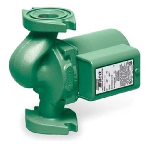 Taco 007-F5 Cast Iron Circulator Pump, 1/25 HP