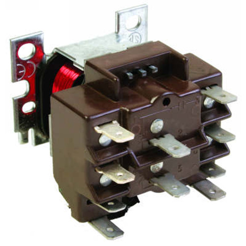 Honeywell R8222D1014 24 V General Purpose Relay with Dpdt switching