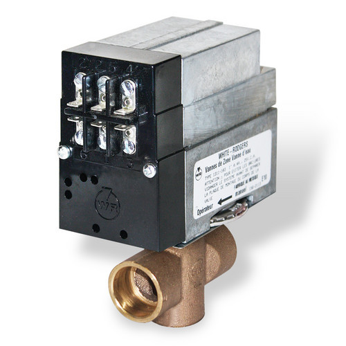 """White Rodgers 1311-103 1"""" 3-Wire Sweat-on Hydronic Zone Valve"""
